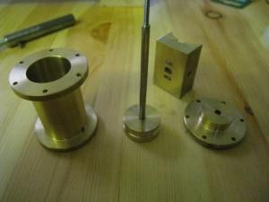 Zylinderteile